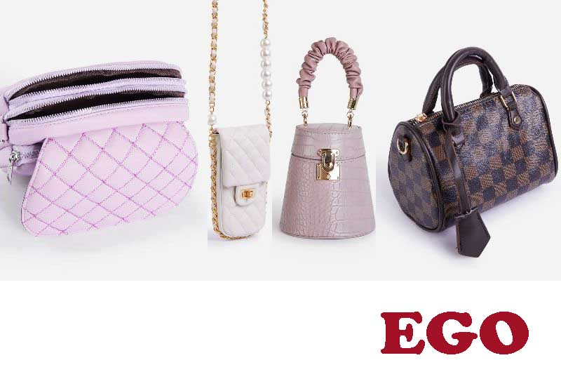 13 Best Selling Mini Bags from EGO