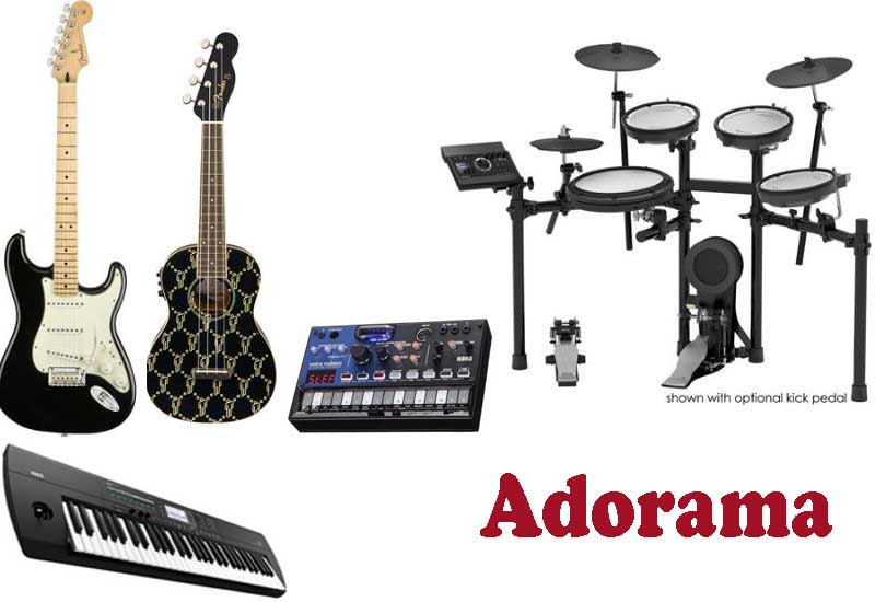 16 Best Selling Music Gear from Adorama