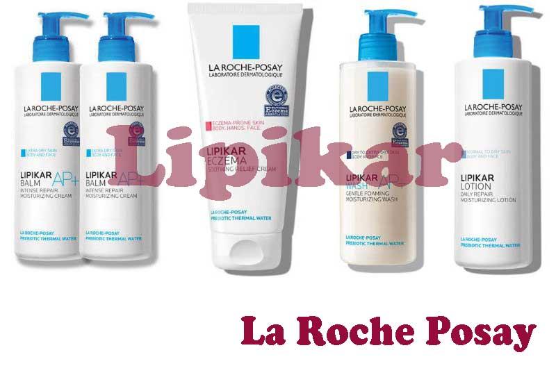 5 Best Selling Lipikar Products from LaRoche Posay