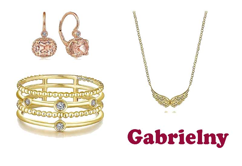 6 Best Jewelry for spring from Gabrielny
