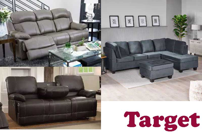 8 Best Selling Leather Sofas from Target