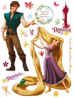 Disney Princess Rapunzel giant sticker