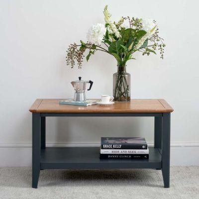 Eden Coffee Table - Ink Grey