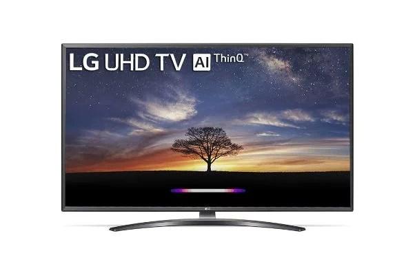 LG UM76 43 (109.22cm) 4K Smart UHD TV