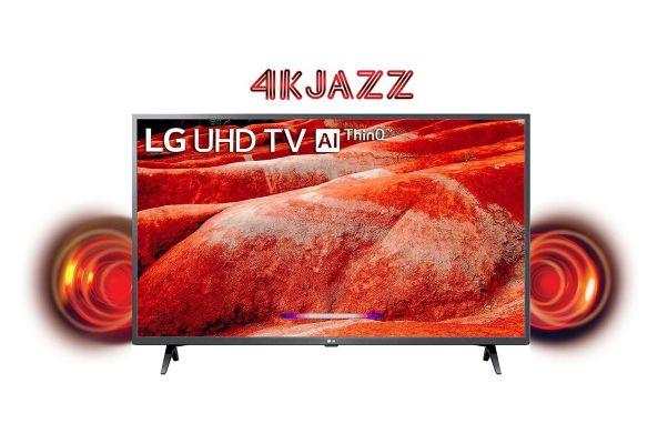 LG UM77 43 (109.22cm) 4K Smart UHD TV