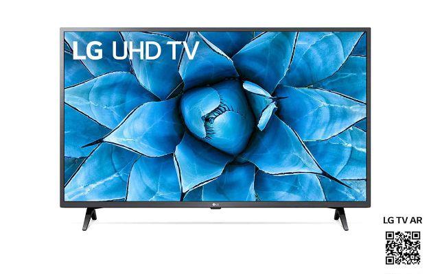 LG UN73 43 (109.22cm) 4K Smart UHD TV