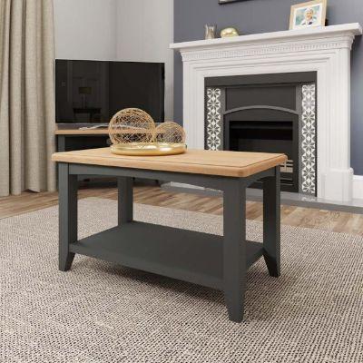Rutland Coffee Table - Grey