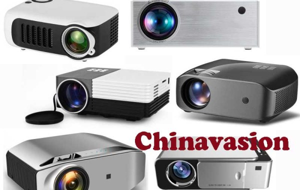 12 Best Selling Projectors from Chinavasion