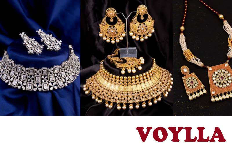 13 Best Selling Necklace Sets from VOYLLA