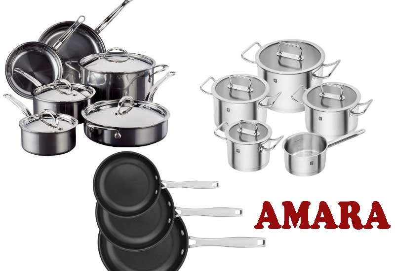 17 Best Selling Cookware Sets from AMARA