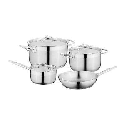 BERGHOFF - Essentials Hotel Cookware Set - 7 Pieces