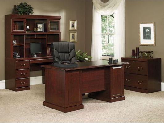Heritage Hill Complete Executive Desk Set