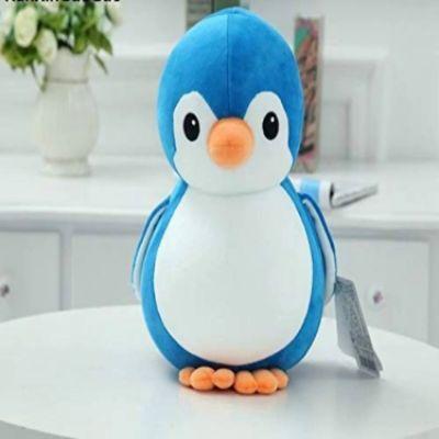 Penguin Soft Toy- Blue