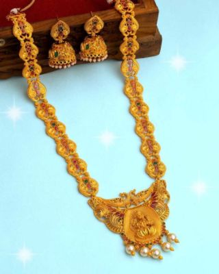 Southern Bling Rani Haar Necklace Set