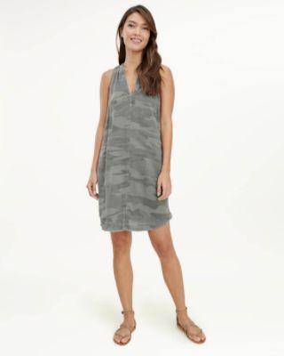 Joella Camo Dress