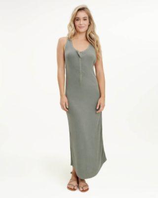 Raven Henley Dress