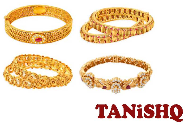 10 Best Selling Gold Bangles from TANISHQ
