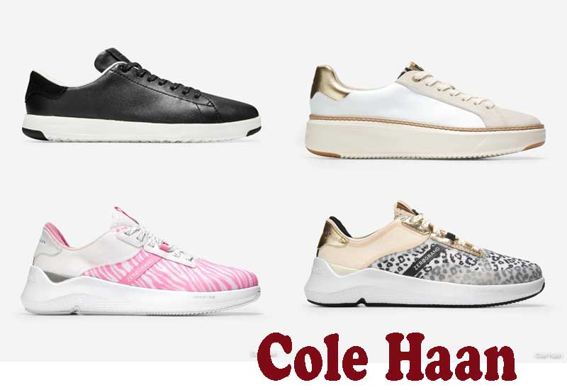 10 Best Selling Womens Tennis Sneakers from Cole Haan