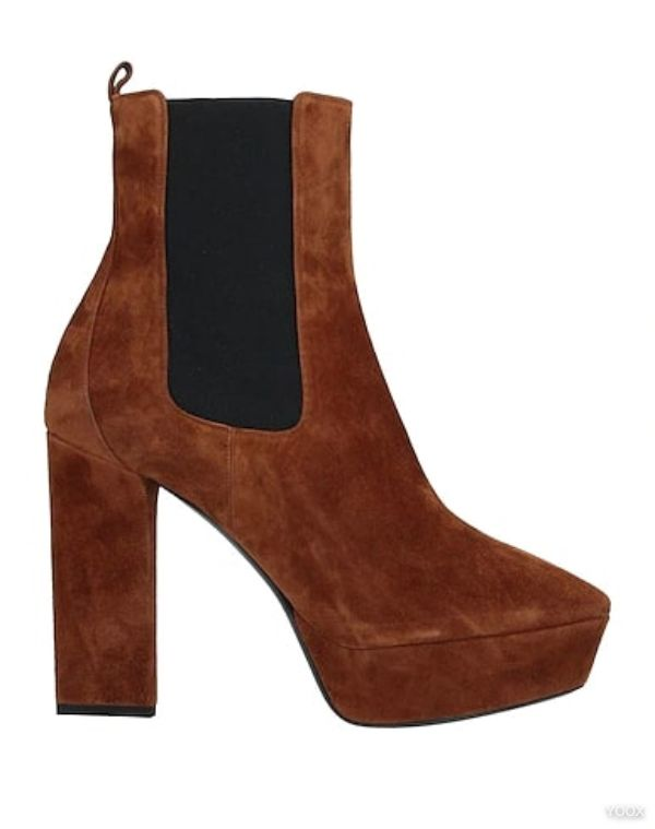SAINT LAURENT - Ankle boots 2