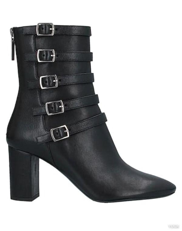SAINT LAURENT - Ankle boots 9
