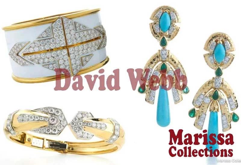 12 Best Selling Fine Jewelry from David Webb