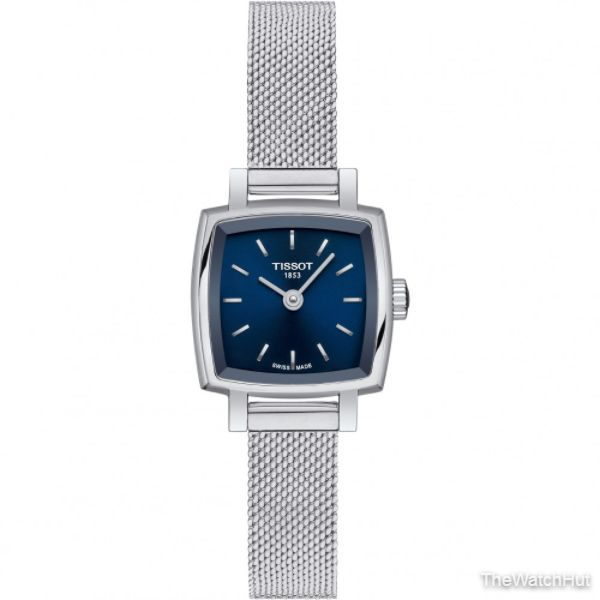 LADIES TISSOT LOVELY SQUARE WATCH 2