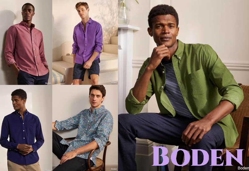 14 Best Selling Mens Everyday Shirts from Boden