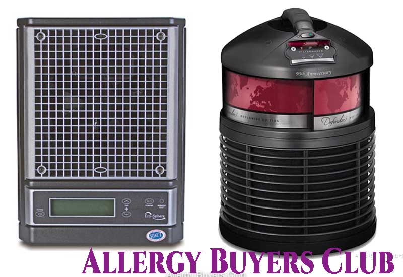 5 Best Selling Air Purifiers from Allergy Buyers Club
