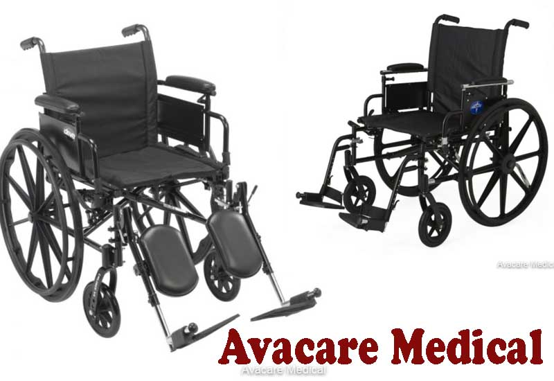 6 Awesome Self-Propelled Wheelchairs from Avacare