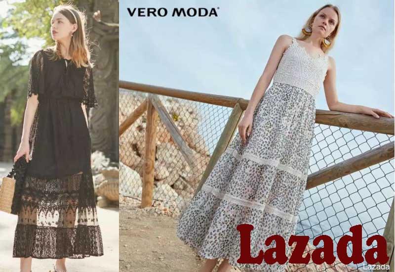 8 Most Popular Vero Moda Dresses from Lazada