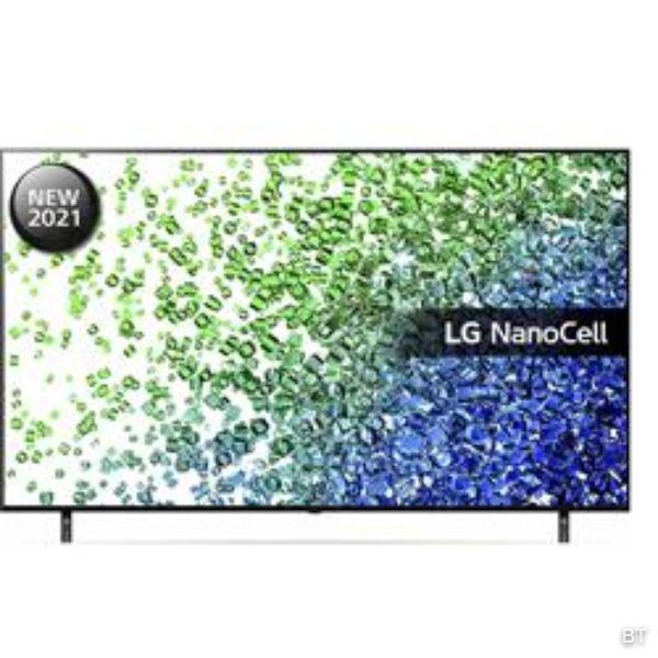 "LG 55"" NANO806PA Nanocell 4K UltraHD HDR Smart TV"