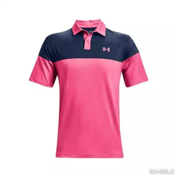 Men's Under Armour T2G Blocked Polo