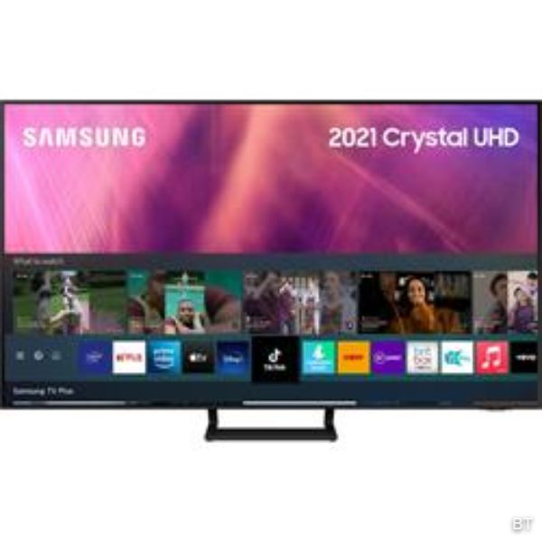 "Samsung 55"" AU9000 (2021) Crystal UHD 4K HDR Smart TV"