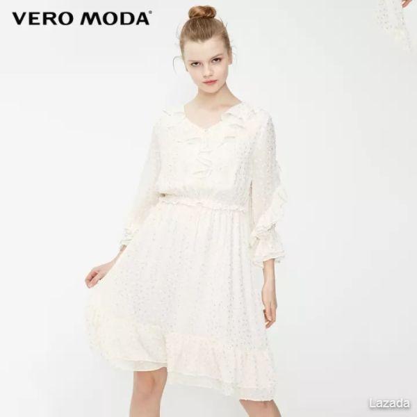 Vero Moda Women A-lined Mid-length Dress 32017C554