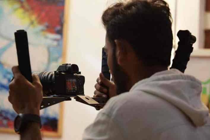 a local boy adil sayed from azamgarh wins london asian award for his cinematography