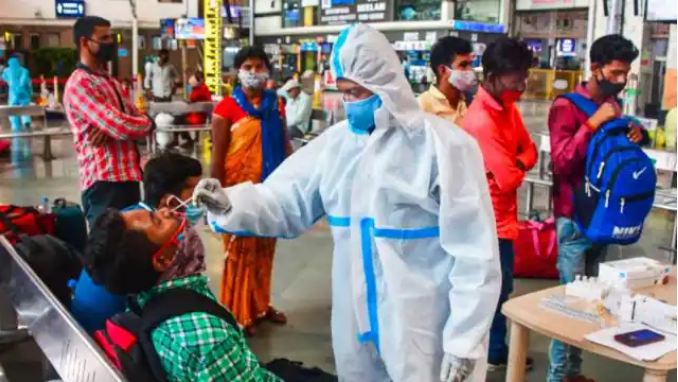 New Coronavirus guidelines by Home ministry with focus on test and treat policy