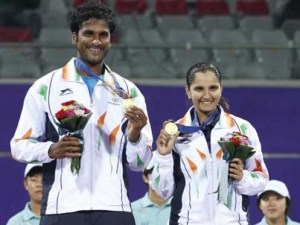 01-10-14 Mano - Asian Games Sania+Saketh
