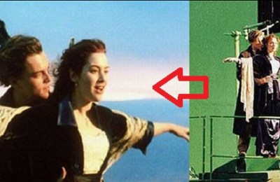 Titanic, special effects, James Cameron, 1997