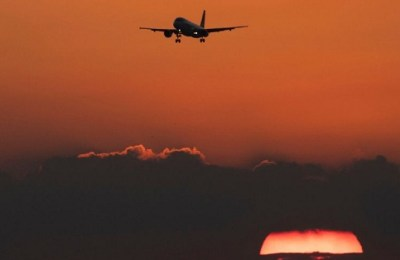 Aviation industry, climate change