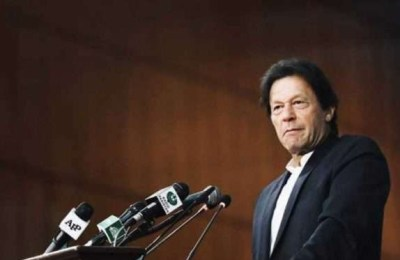 Imran Khan, JUI-F, protest, protest march, Pakistan, Islamabad
