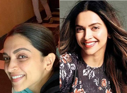 Deepika Padukone's candid picture without make-up trends ...