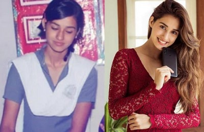 Disha Patani, looks, unrecognizable