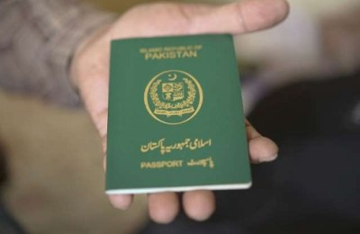 Pakistani passport, rank, countries