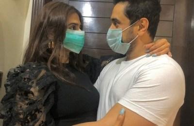 Hira Mani, Mani, quarantine, coronavirus, Pakistan