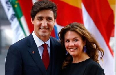 Canada, Prime Minister, Justin Trudeau, wife, Coronavirus