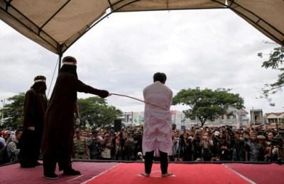 Saudi Arabia, flogging, punishment