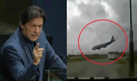 Prime Minister, Imran Khan, plane crash, PIA, Pakistan, Karachi, Lahore, Imran Khan plane crash