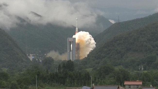 China, satellite, GPS