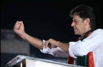 Imran Khan, Pakistan, government, opposition