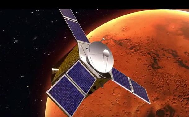 UAE, Mars mission, Mars